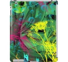 the land of bright colour's iPad Case/Skin