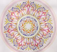 JOY - Stargate Mandala by LAURION