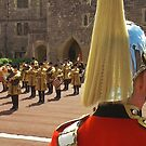 Guardsman, Windsor Castle by crashbangwallop