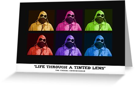 'TINTED LENS' by casualco