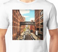 A view from the High Line, New York City Unisex T-Shirt