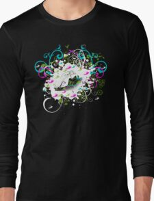 Beetle Swirl Long Sleeve T-Shirt