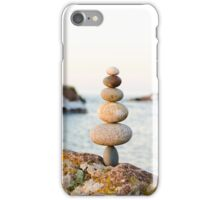 Frosty Orbs Light iPhone Case/Skin