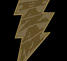Shazam Black by SquareDog