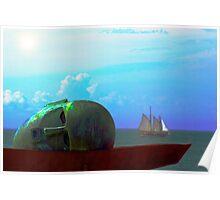 Ocean Dreamer Poster