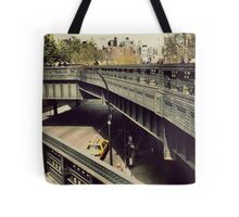 New York High Line. New York City, New York Tote Bag
