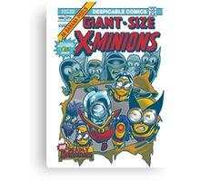 Giant-Size #1 Parody Canvas Print