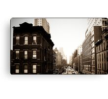 Chelsea from The High Line Canvas Print