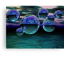 Water World Canvas Print