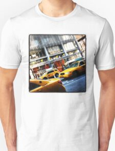 New York City Taxi Cabs T-Shirt