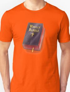 Wholly Babble! Unisex T-Shirt