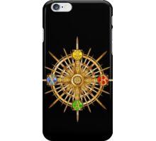 XBOX Gamer's Compass - Adventurer iPhone Case/Skin