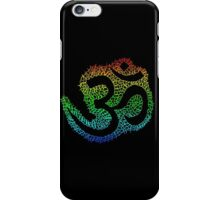 Rainbow Om iPhone Case/Skin