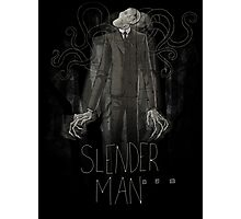 Shadow Man Photographic Print