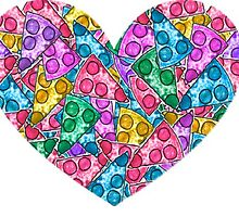 Pizza Rainbow by icinglove