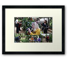 Oasis in the Polder #2 Framed Print