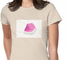 Summertime Watermelon Womens Fitted T-Shirt
