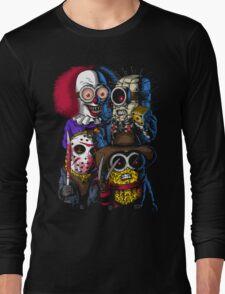 Mini Evil Parody Long Sleeve T-Shirt