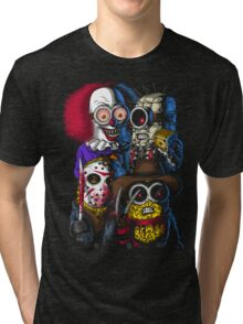 Mini Evil Parody Tri-blend T-Shirt