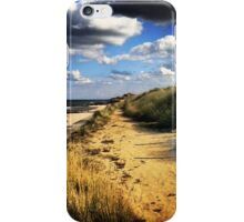 East Coast, Norfolk UK iPhone Case/Skin