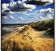 East Coast, Norfolk UK by crashbangwallop