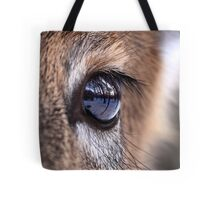 Now thats an eyefull! - White-tailed Deer Tote Bag