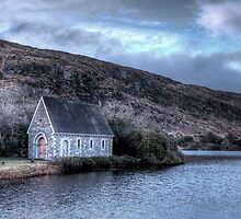 Gougane Barra by Peter Sweeney