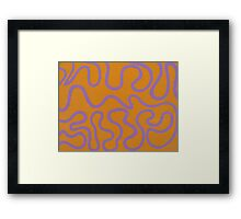 ABSTRACT 410 Framed Print