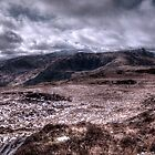 Deerrencollig Landscape by highonsnow