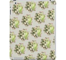 Echeveria iPad Case/Skin