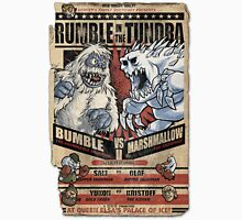 Rumble in the Tundra Parody Unisex T-Shirt