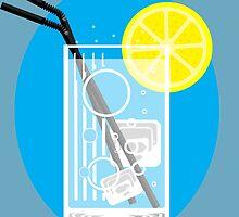 Ice and a Slice - Lemonade by SquareDog