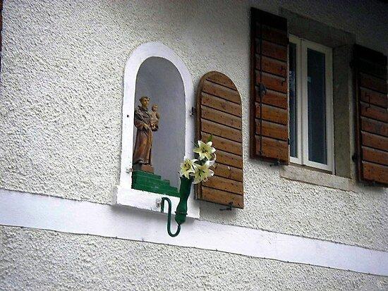 Sant'Antonio da Padova by sstarlightss