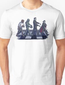 Universal Road Parody Unisex T-Shirt