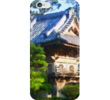 Pagoda 1 iPhone Case/Skin