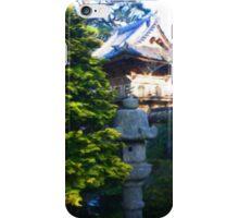Pagoda 2 iPhone Case/Skin