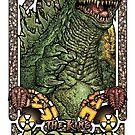 The King Triumpant by cs3ink