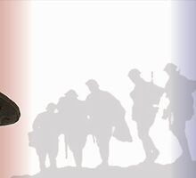 France Campaign Anzac by SpadixDesign