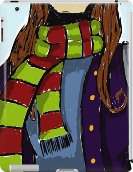 The Scarf by SVaeth
