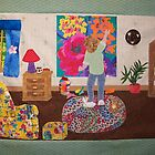 Making a Quilt by Cathy O. Lewis