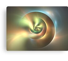 Gravitational Singularity Canvas Print