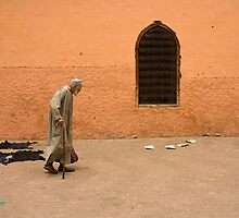 4 & Four. Marrakech by Claude  Renault