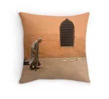 4 & Four. Marrakech Throw Pillow