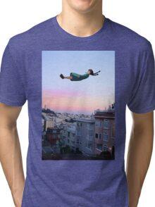 Sheeta fallin in Tokyo Tri-blend T-Shirt