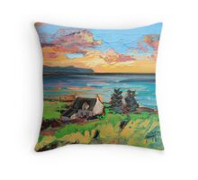 Skye Light Study 1 Throw Pillow
