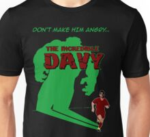 Angry Davy Unisex T-Shirt