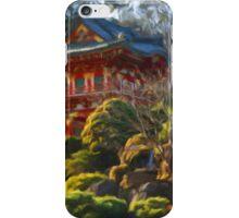 Pagoda 3 iPhone Case/Skin