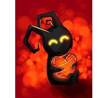 Heartless valentine  Photographic Print