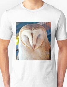 Sleeping Barn Owl T-Shirt