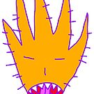 Gosling's Monster by cs3ink